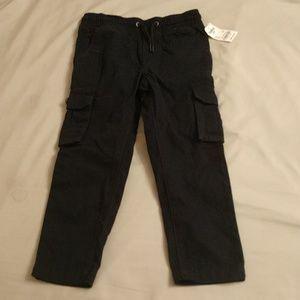 OshKosh 5T Straight Navy Pants, NWT